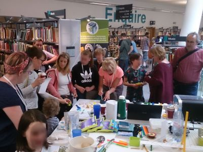 Liverpool MakeFest 2017 at Liverpool Central Library